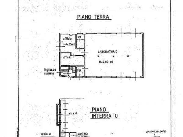 Appartamento in vendita a Brescia, Crotte, 220 mq - Foto 3