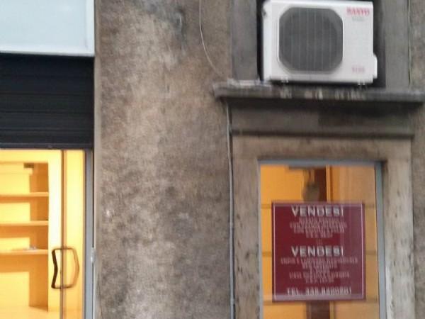 Negozio in vendita a Brescia, Corso Zanardelli, 25 mq