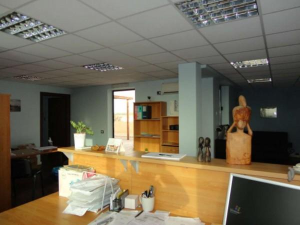 Ufficio in vendita a Pomezia, Campobello, 120 mq - Foto 3
