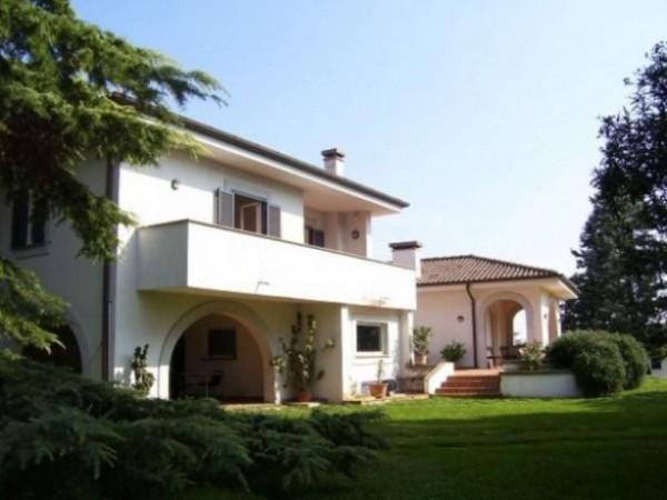 Villa in vendita a Pomezia, Con giardino, 500 mq - Foto 4