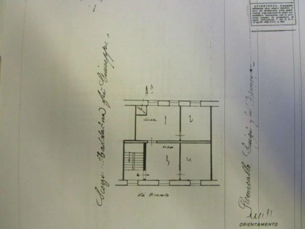 Appartamento in vendita a Genova, Rivarolo, 70 mq - Foto 8