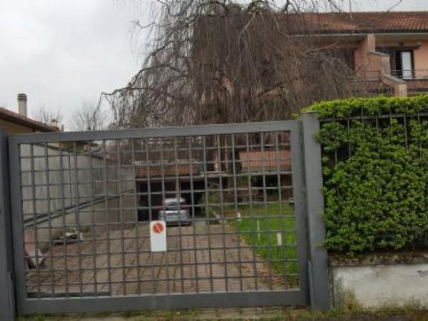 Villa in vendita a Casorezzo, Semicentro, 280 mq - Foto 3