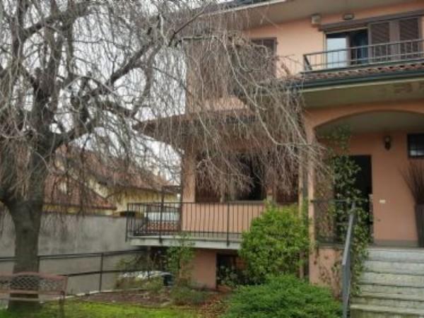 Villa in vendita a Casorezzo, Semicentro, 280 mq - Foto 4