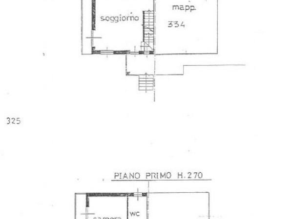 Villa in vendita a Casorezzo, Semicentro, 280 mq - Foto 2