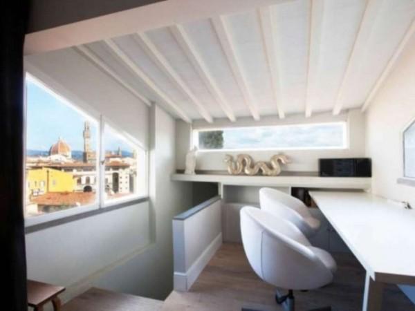 Appartamento in affitto a Firenze, Oltrarno, Arredato, 200 mq