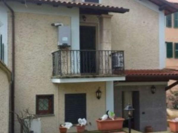 Villa in vendita a Grottaferrata, Con giardino, 90 mq