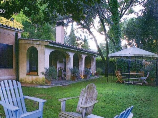 Villa in vendita a Roma, Appia Antica, Con giardino, 780 mq - Foto 9