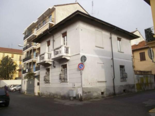 Casa indipendente in vendita a Moncalieri, Borgo San Pietro, 120 mq