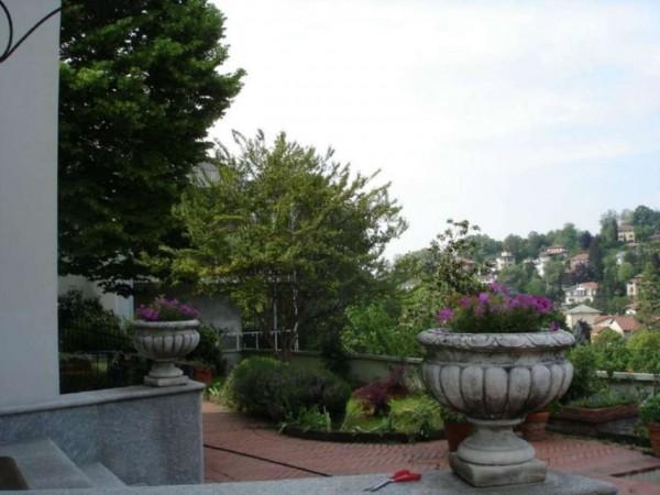 Casa indipendente in vendita a Torino, Cavoretto, 350 mq - Foto 6