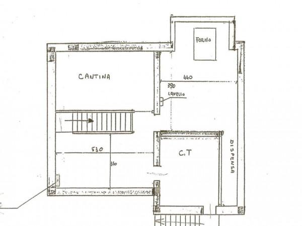 Casa indipendente in vendita a Torino, Cavoretto, 350 mq - Foto 2