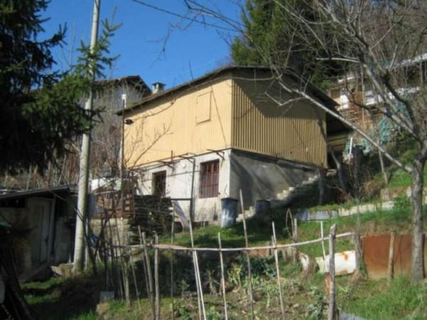 Casa indipendente in vendita a Corio, Gianinet, Con giardino, 80 mq