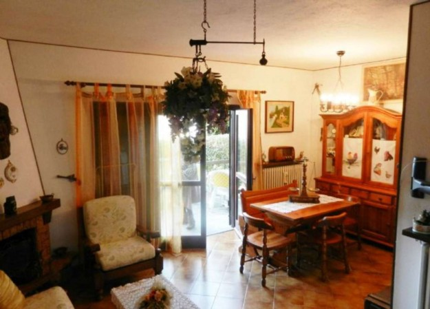 Villetta a schiera in vendita a Corio, Arredato, con giardino, 75 mq - Foto 11