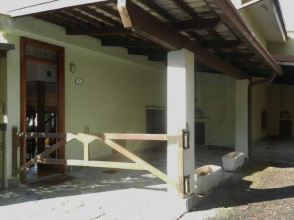 Villetta a schiera in vendita a Corio, Arredato, con giardino, 75 mq - Foto 23