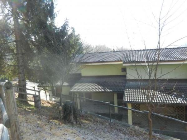 Villetta a schiera in vendita a Corio, Arredato, con giardino, 75 mq - Foto 16