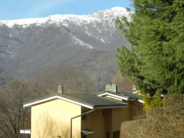 Villetta a schiera in vendita a Corio, Arredato, con giardino, 75 mq - Foto 21