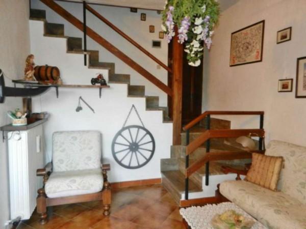 Villetta a schiera in vendita a Corio, Arredato, con giardino, 75 mq - Foto 13