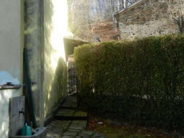 Villetta a schiera in vendita a Corio, Arredato, con giardino, 75 mq - Foto 3