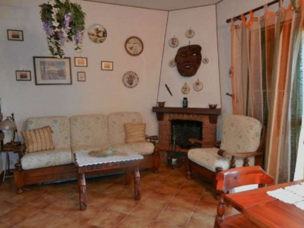 Villetta a schiera in vendita a Corio, Arredato, con giardino, 75 mq - Foto 1