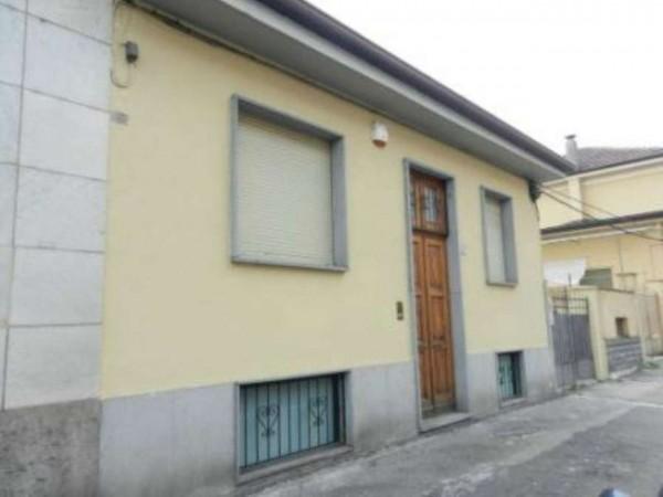 Casa indipendente in vendita a Torino, Con giardino, 150 mq