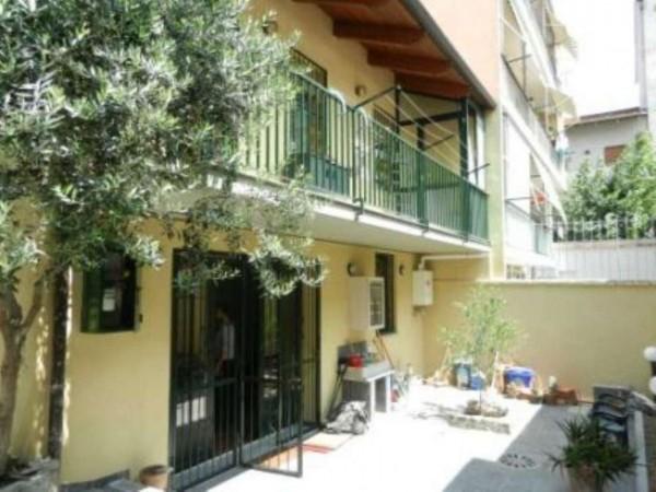 Casa indipendente in vendita a Torino, Con giardino, 150 mq - Foto 9