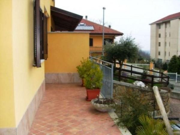 Villetta a schiera in vendita a Varisella, Con giardino, 160 mq