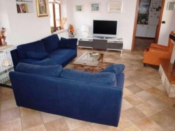 Casa indipendente in vendita a Venaria Reale, Con giardino, 150 mq - Foto 1