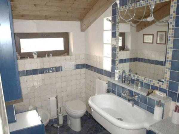 Casa indipendente in vendita a Venaria Reale, Con giardino, 150 mq - Foto 8