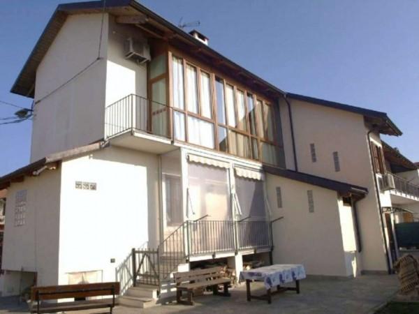 Casa indipendente in vendita a Venaria Reale, Con giardino, 150 mq - Foto 10