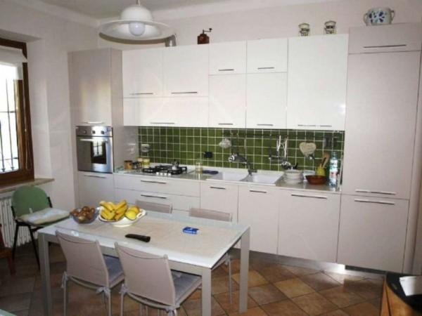 Casa indipendente in vendita a Venaria Reale, Con giardino, 150 mq - Foto 14