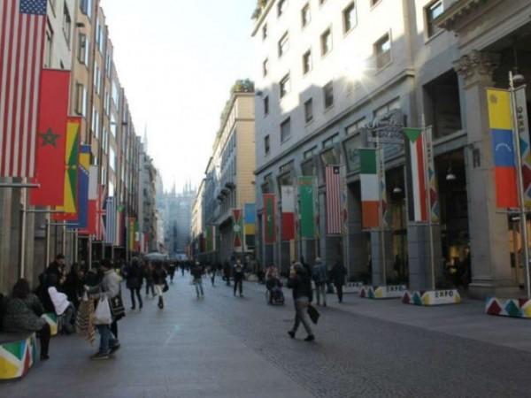 Ufficio in affitto a Milano, Duomo, 500 mq