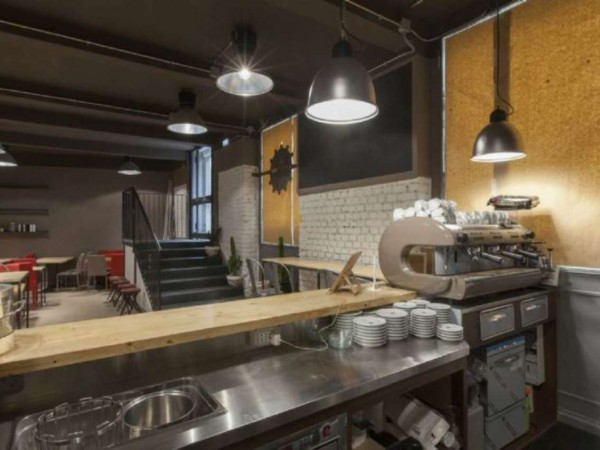 Locale Commerciale  in vendita a Milano, Magenta, Arredato, 220 mq - Foto 5