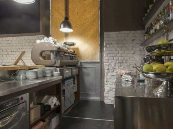 Locale Commerciale  in vendita a Milano, Magenta, Arredato, 220 mq - Foto 4