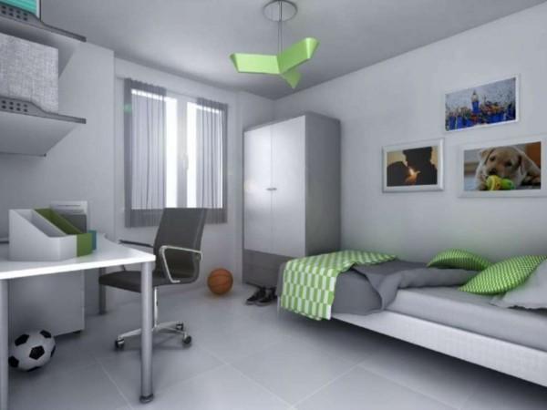 Appartamento in vendita a Parabiago, Periferia, 80 mq - Foto 8