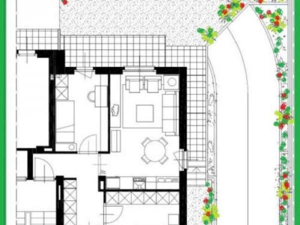 Appartamento in vendita a Parabiago, Periferia, 80 mq - Foto 5