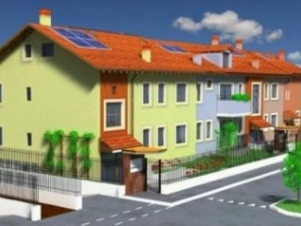 Appartamento in vendita a Parabiago, Villastanza, 100 mq - Foto 3