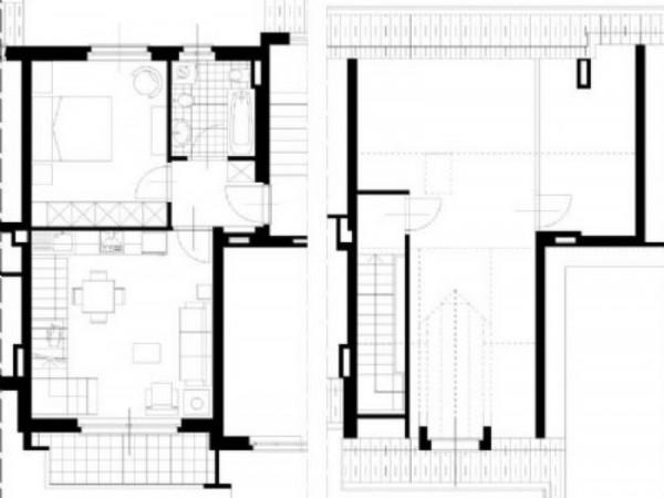 Appartamento in vendita a Parabiago, Villastanza, 100 mq - Foto 2