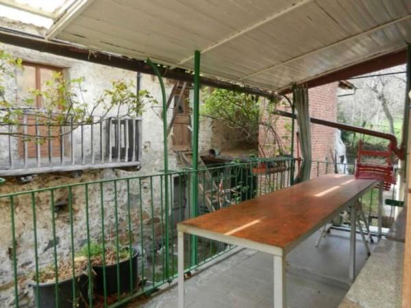 Casa indipendente in vendita a Germagnano, Centro, Arredato, 80 mq - Foto 14