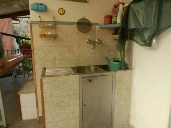 Casa indipendente in vendita a Germagnano, Centro, Arredato, 80 mq - Foto 12