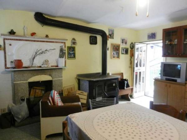 Casa indipendente in vendita a Germagnano, Centro, Arredato, 80 mq