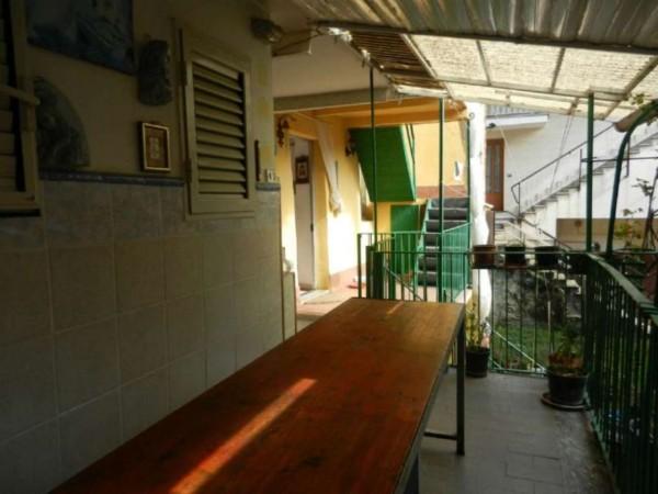 Casa indipendente in vendita a Germagnano, Centro, Arredato, 80 mq - Foto 13