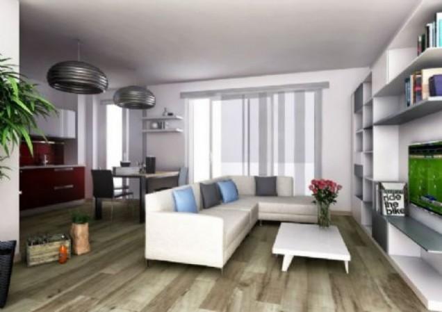 Appartamento in vendita a Parabiago, Semicentro, 62 mq - Foto 12