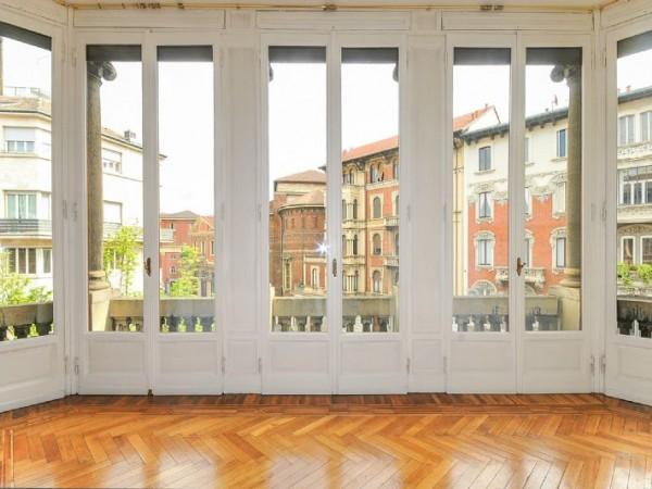 Appartamento in affitto a Milano, Pagano - Telesio - Fiera, Firenze, Sempione, 350 mq