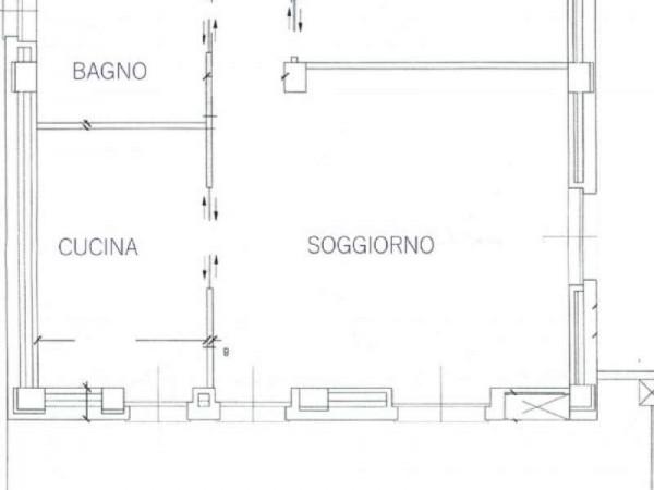 Appartamento in vendita a Recco, Centrale, Con giardino, 80 mq - Foto 16