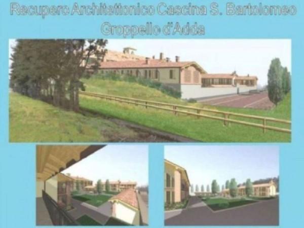 Appartamento in vendita a Cassano d'Adda, Con giardino, 70 mq - Foto 6