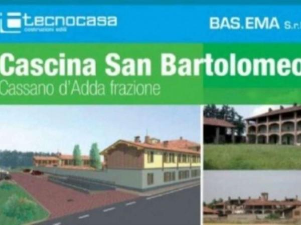 Appartamento in vendita a Cassano d'Adda, Con giardino, 70 mq - Foto 9