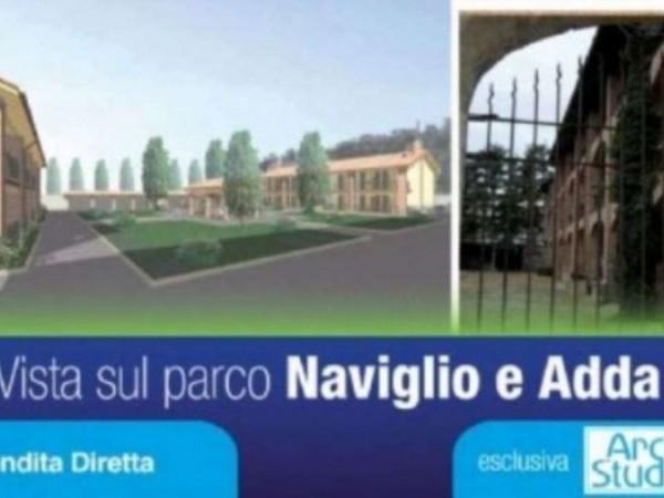 Appartamento in vendita a Cassano d'Adda, Con giardino, 70 mq - Foto 8