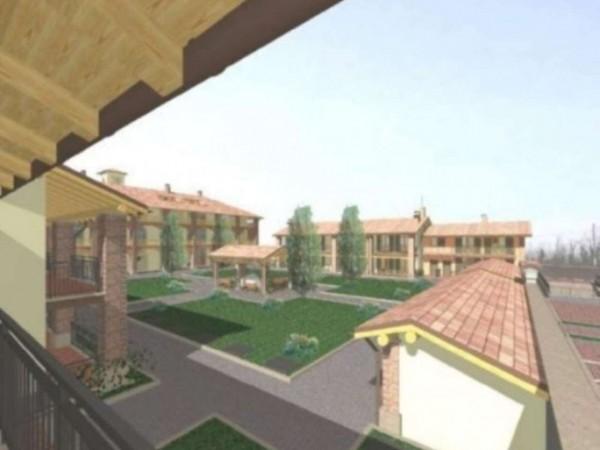 Appartamento in vendita a Cassano d'Adda, Con giardino, 70 mq - Foto 11