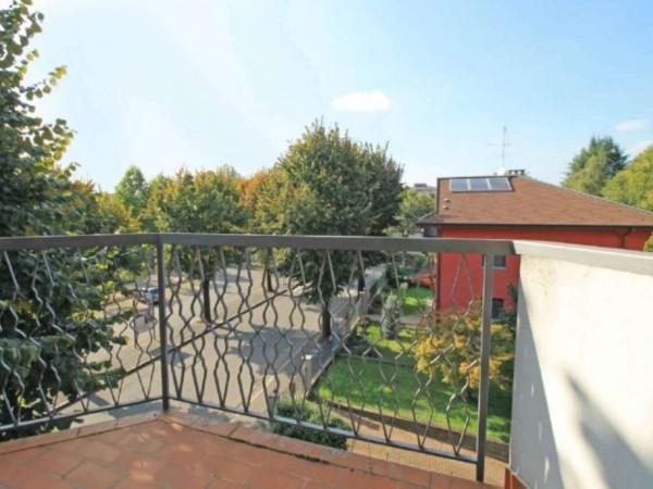 Appartamento in affitto a Cassano d'Adda, Centrale, Con giardino, 155 mq - Foto 15