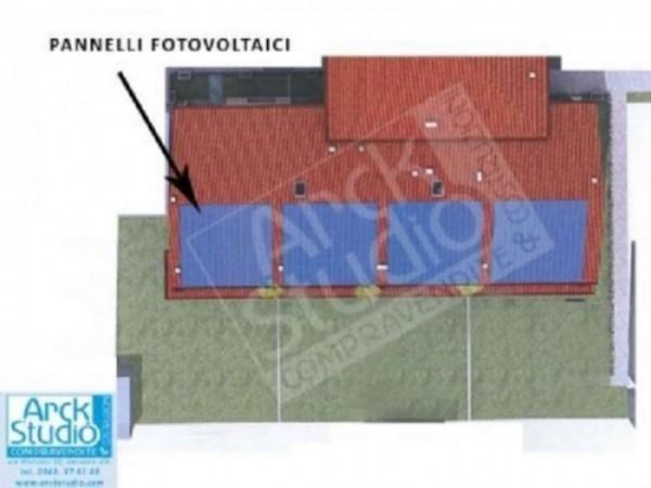 Appartamento in vendita a Cassano d'Adda, Con giardino, 127 mq - Foto 7