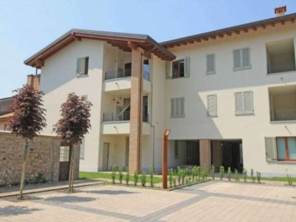 Appartamento in vendita a Cassano d'Adda, Con giardino, 127 mq - Foto 12